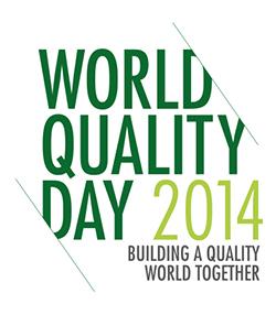 Dia Mundial da Qualidade 2014