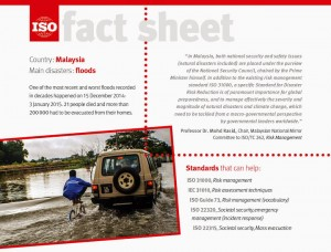 Disaster campaign - Malaysia