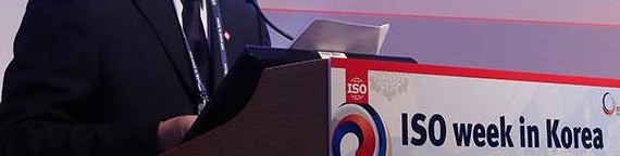 ISO Week in Korea
