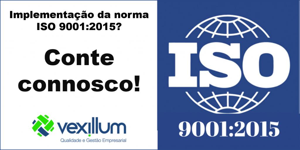 Vexillum 9001:2015